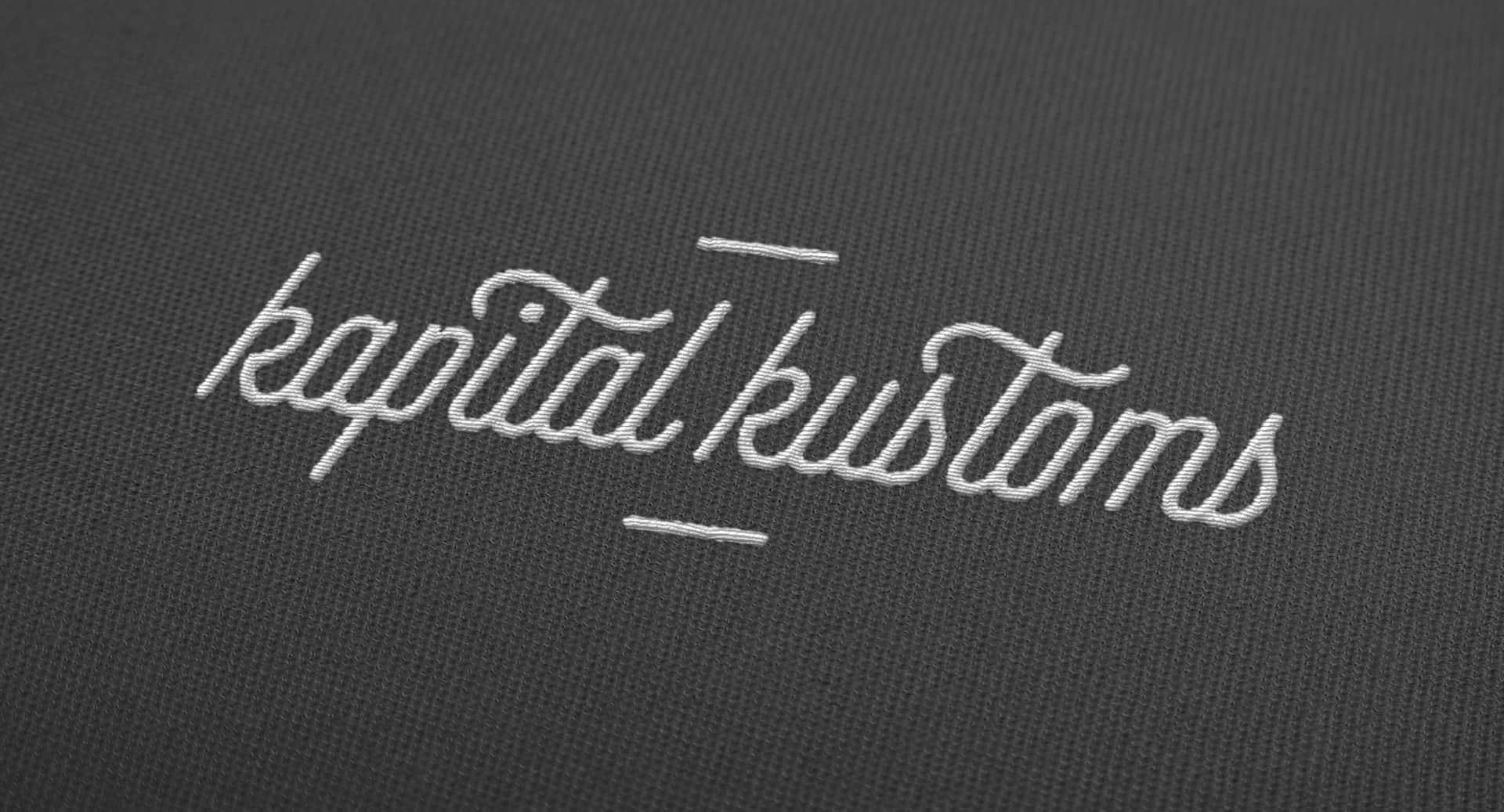 Kapital Kustoms | Mekanic
