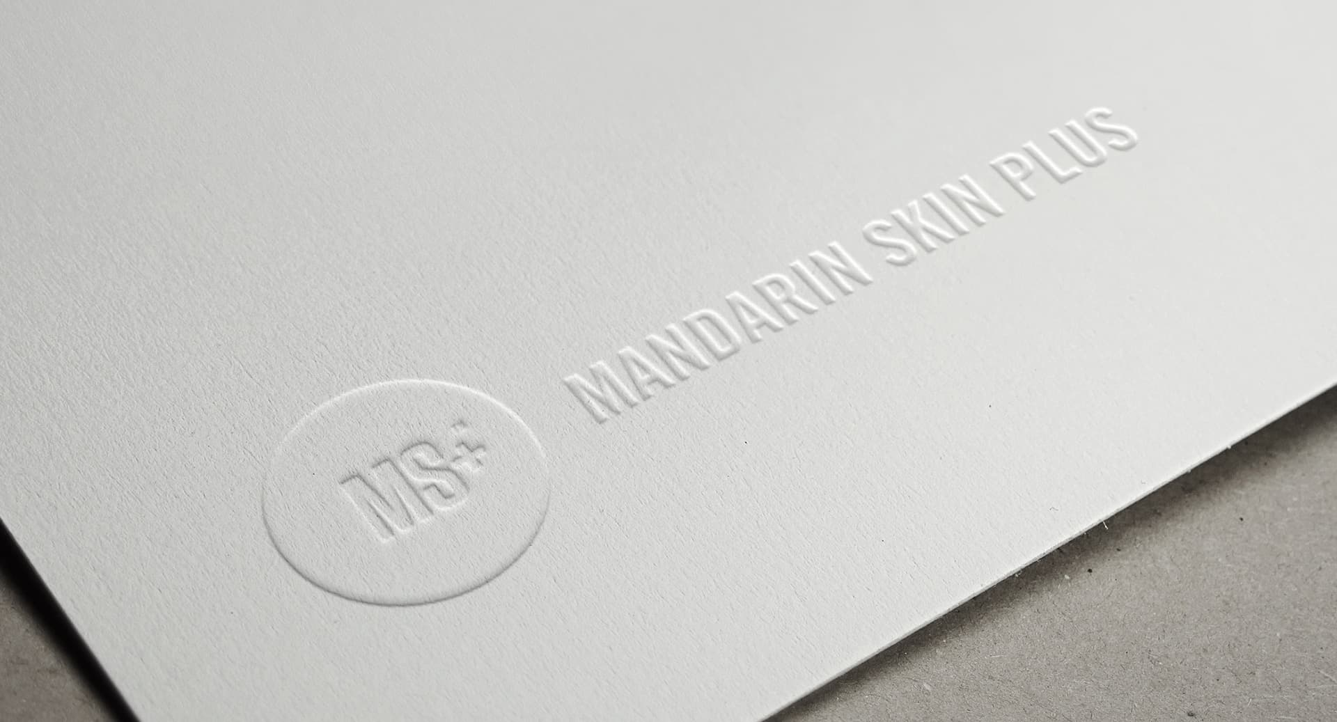 Mandarin Skin Plus | Mekanic