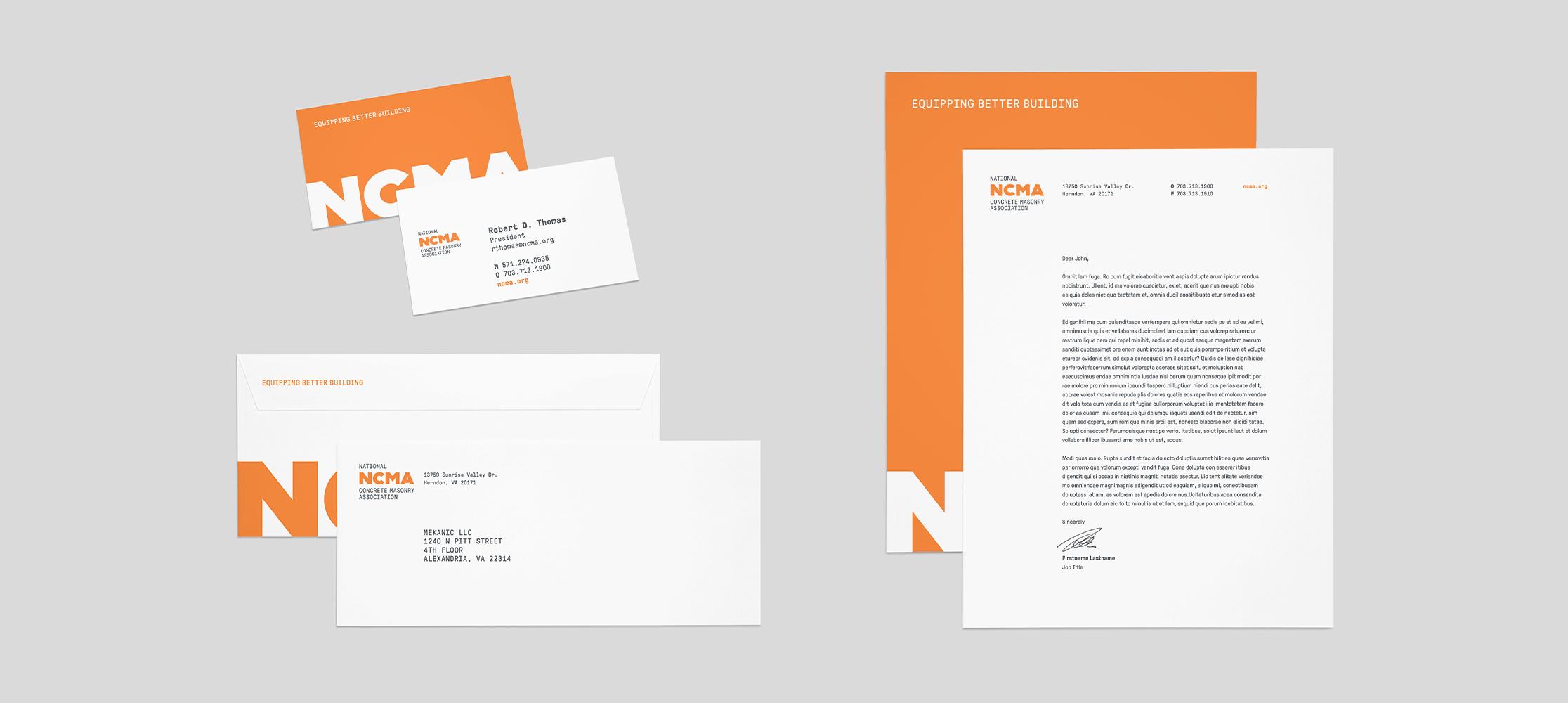 NCMA | Mekanic